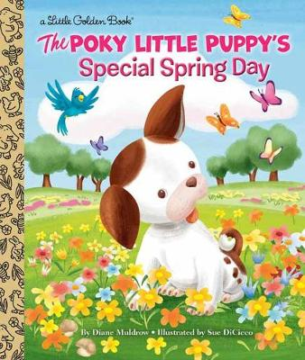 The Poky Little Puppy's Special Spring Day book