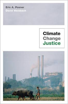 Climate Change Justice book