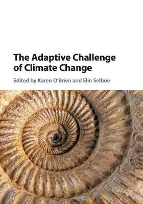 The Adaptive Challenge of Climate Change by Karen O'Brien