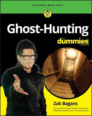 Ghost-Hunting For Dummies book