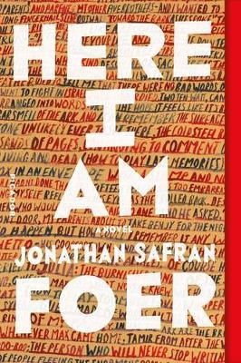 Here I Am by Jonathan Safran Foer