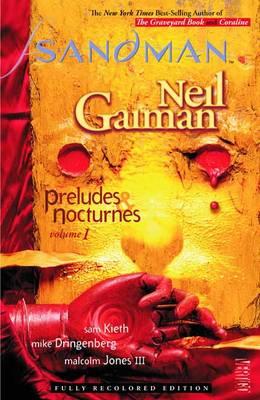 Sandman Sandman TP Vol 01 Preludes & Nocturnes New Ed Preludes & Nocturnes Volume 01 by Neil Gaiman