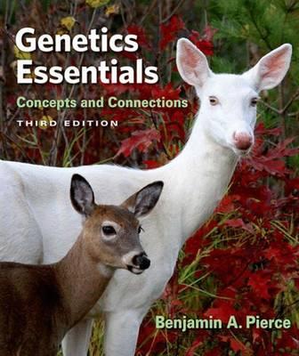 Genetics Essentials by Benjamin Pierce