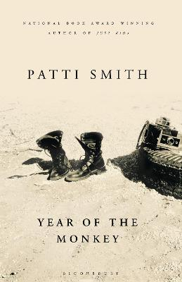 Year of the Monkey: The New York Times bestseller by Patti Smith