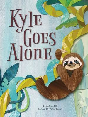 Kyle Goes Alone book
