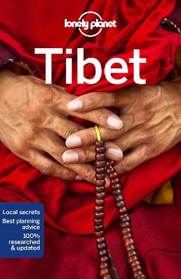 Lonely Planet Tibet book