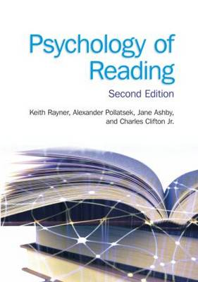 Psychology of Reading book