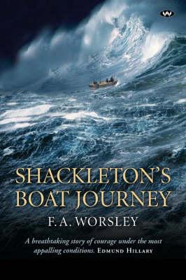 Shackleton's Boat Journey book