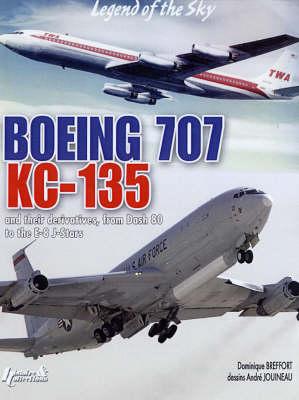 Boeing 707, Kc-135 by Dominique Breffort