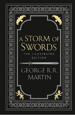 A Storm of Swords (A Song of Ice and Fire, Book 3) book