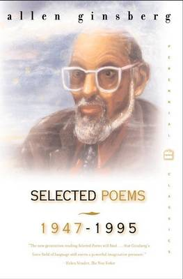 Selected Poems, 1947-1995 by Allen Ginsberg