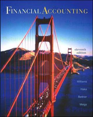 Financial Accounting: With Net Tutor and PowerWeb by Mark S. Bettner
