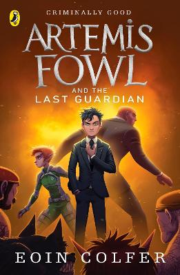 Artemis Fowl and the Last Guardian book