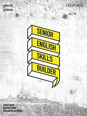 Senior English Skills Builder Student book + obook assess by Amanda Ford
