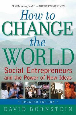 How to Change the World book