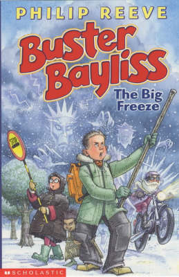 The Big Freeze by Philip Reeve