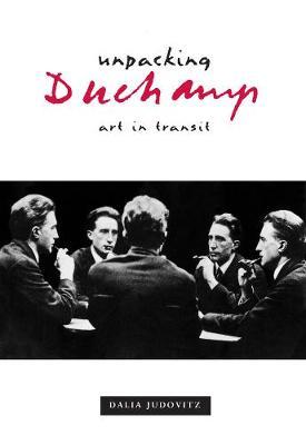 Unpacking Duchamp book