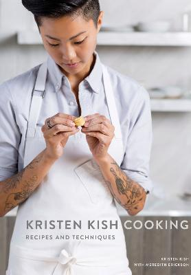 Kristen Kish Cooking book