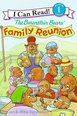 Berenstain Bears' Family Reunion by Stan Berenstain