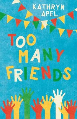 Too Many Friends book