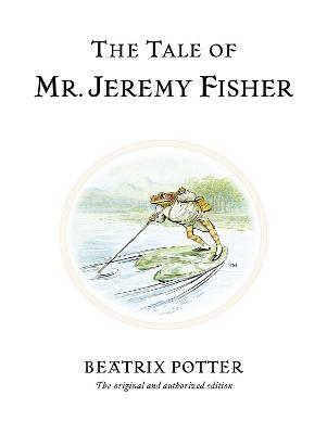 Tale of Mr. Jeremy Fisher book