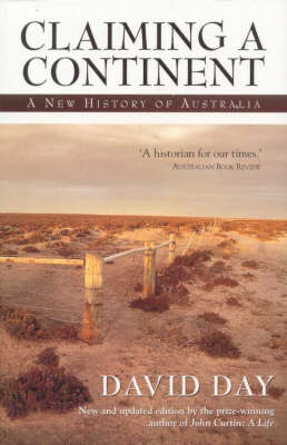 Claiming a Continent book