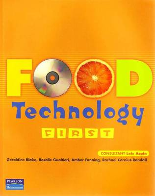 Food Technology First Coursebook by Geraldine Blake