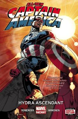 All-new Captain America Volume 1: Hydra Ascendant by Rick Remender