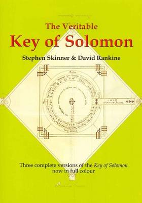 Veritable Key of Solomon by Stephen Skinner