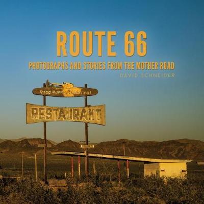 Route 66 by David Schneider