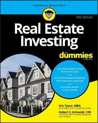 Real Estate Investing For Dummies by Eric Tyson