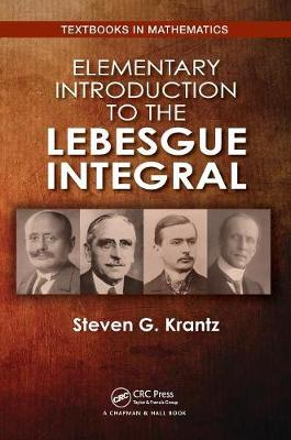 Elementary Introduction to the Lebesgue Integral book
