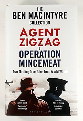Agent Zigzag and Operation Mincemeat by Ben Macintyre