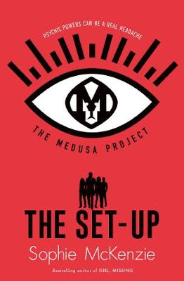 The Medusa Project: The Set-Up book