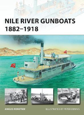 Nile River Gunboats 1882-1918 book