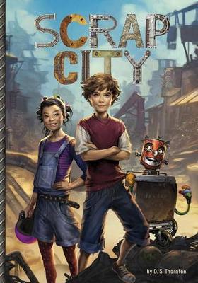 Scrap City book