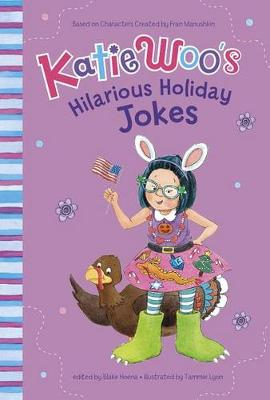 Katie Woo's Hilarious Holiday Jokes book