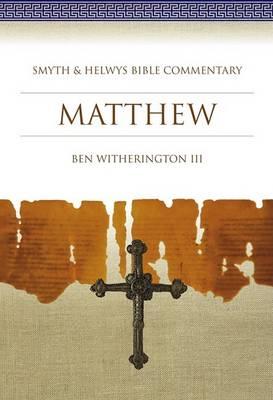 Matthew by Ben Witherington