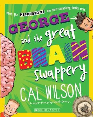 George and the Great Brain Swappery book