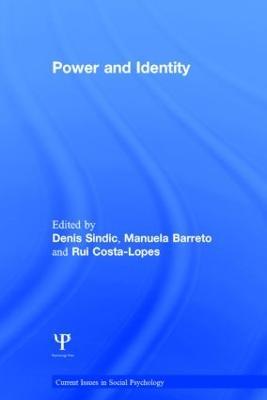Power and Identity by Manuela Barreto