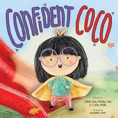 Confident Coco book