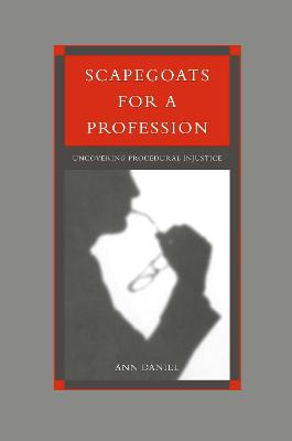 Scapegoats for a Profession? by Daniel