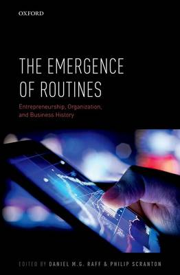Emergence of Routines book