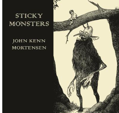 Sticky Monsters book