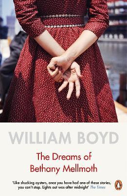 Dreams of Bethany Mellmoth book