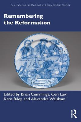 Remembering the Reformation book