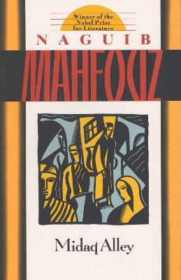 Midaq Alley book