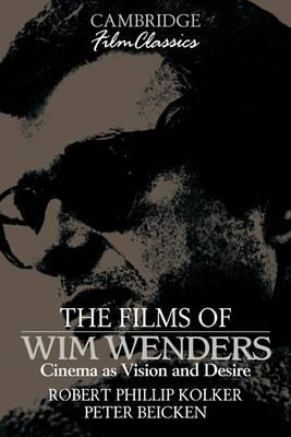 Films of Wim Wenders book