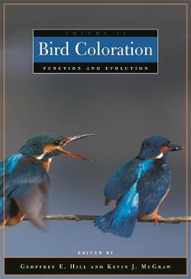 Bird Coloration by Geoffrey E. Hill