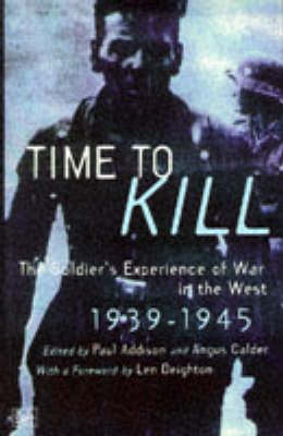 Time to Kill by Paul Addison